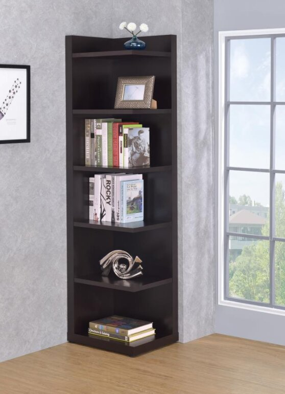 Truss Corner Unit Bookcase
