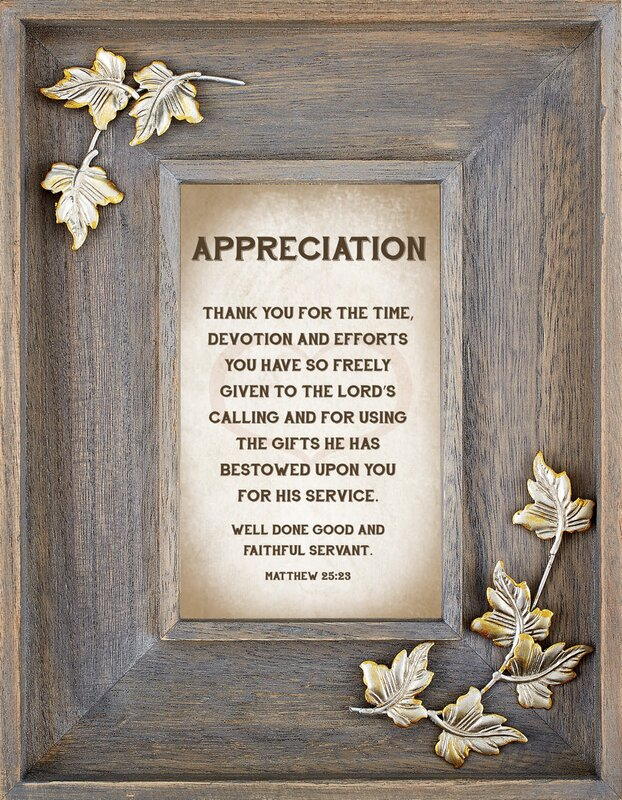 Cbgt Appreciation Picture Frame Wayfair Ca
