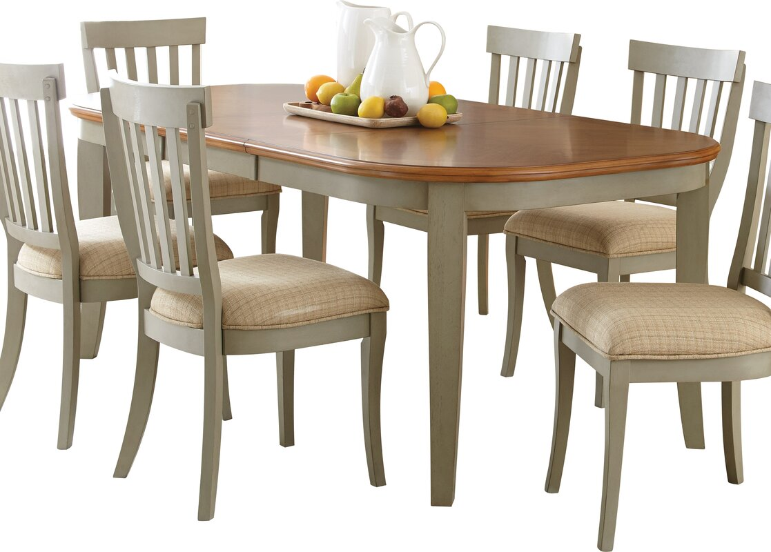 One allium way lombardy extendable dining table reviews for Table 85 restaurant menu