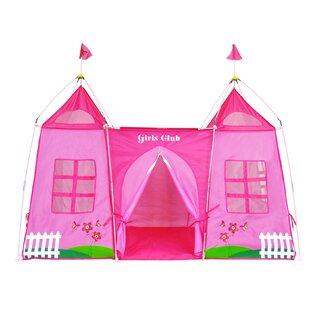 Girls Club Play Tent  sc 1 st  Wayfair & Play Tents u0026 Teepees