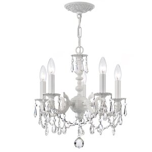 Octavia 5-Light Candle-Style Chandelier