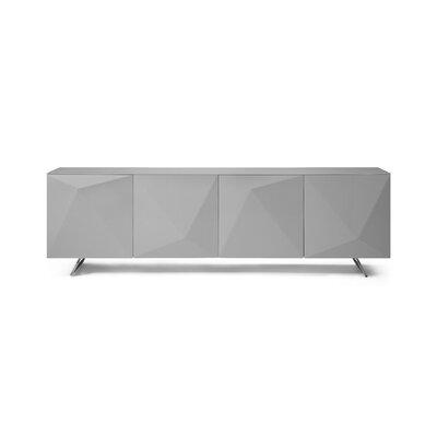 Orren Ellis Wray Sideboard Color: Gray