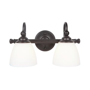 Alvan 2-Light Vanity Light