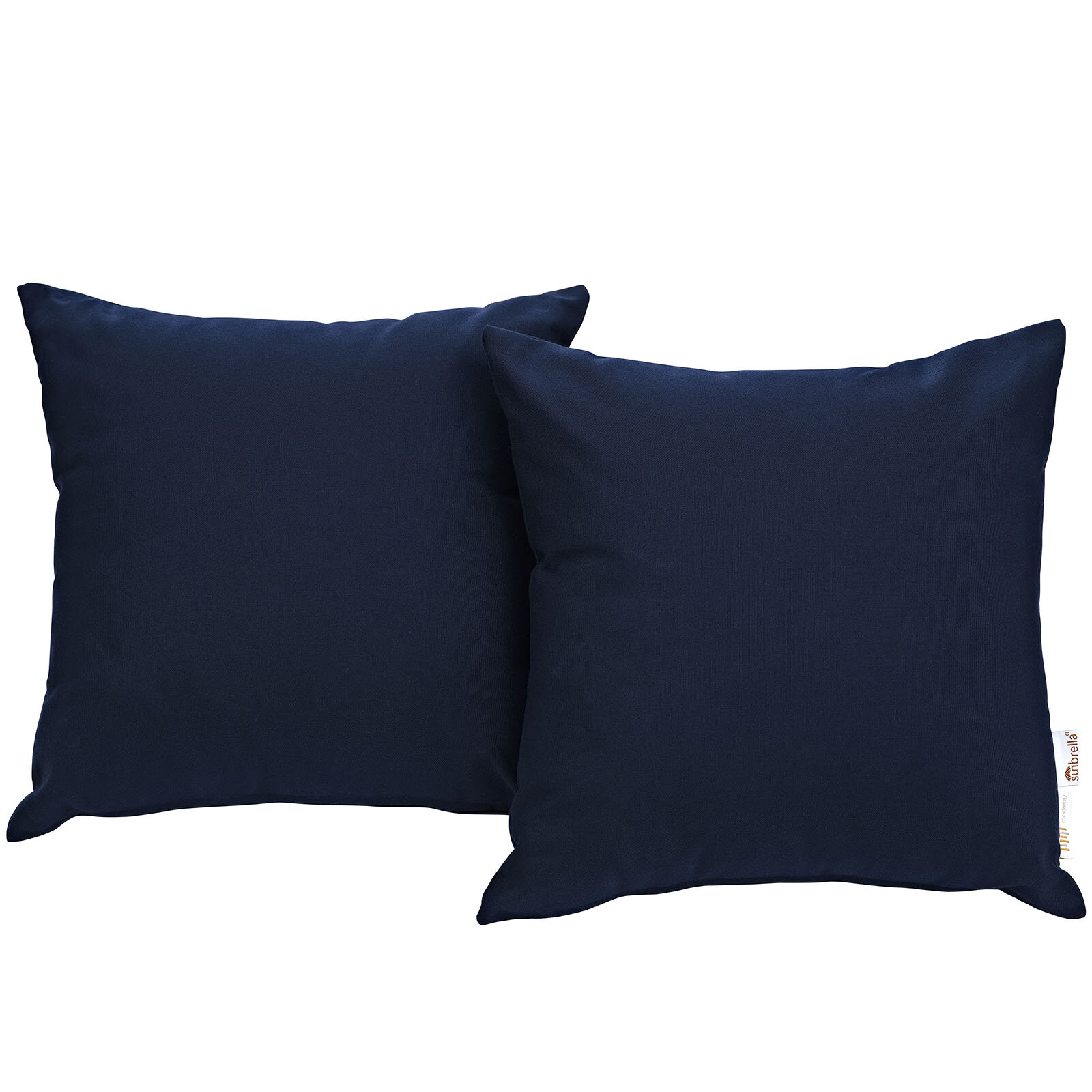 Keiran Outdoor Sunbrella Throw Pillow