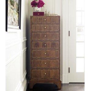 charleston regency 7 drawer lingerie chest