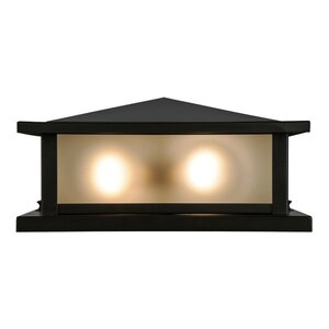 Seneca Prime 4-Light Pier Mount Light