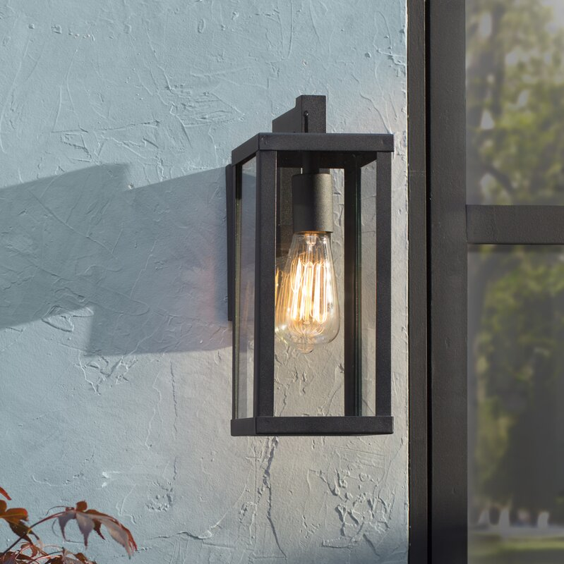 Trent Austin Design Helena 1 Light Outdoor Wall Lantern