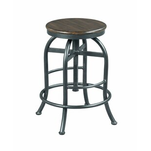Evie Adjustable Height Bar Stool
