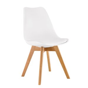 Elle Solid Wood Dining Chair (Set of 2) by Porthos Home