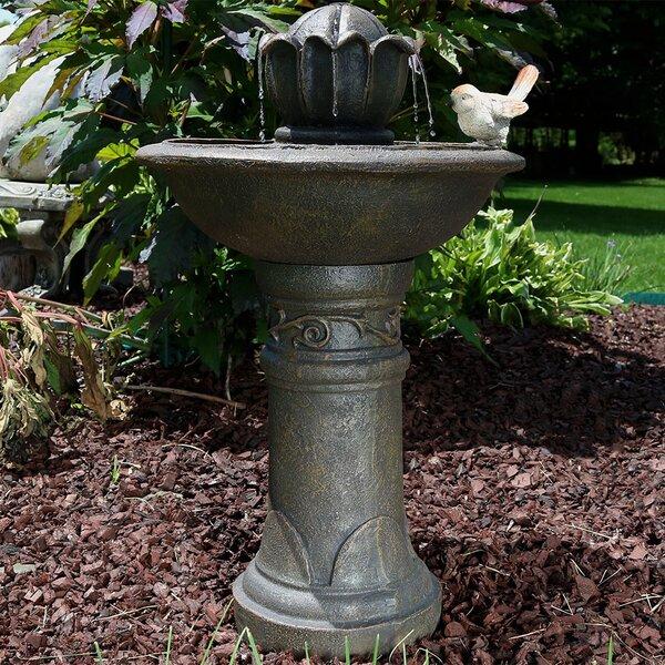 Electric Bird Bath Fountains | Wayfair ca