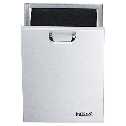 Tilt Out 5 Gallon Trash Cabinet