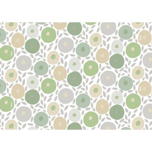 Donuts Easy Living Oil Tablecloth