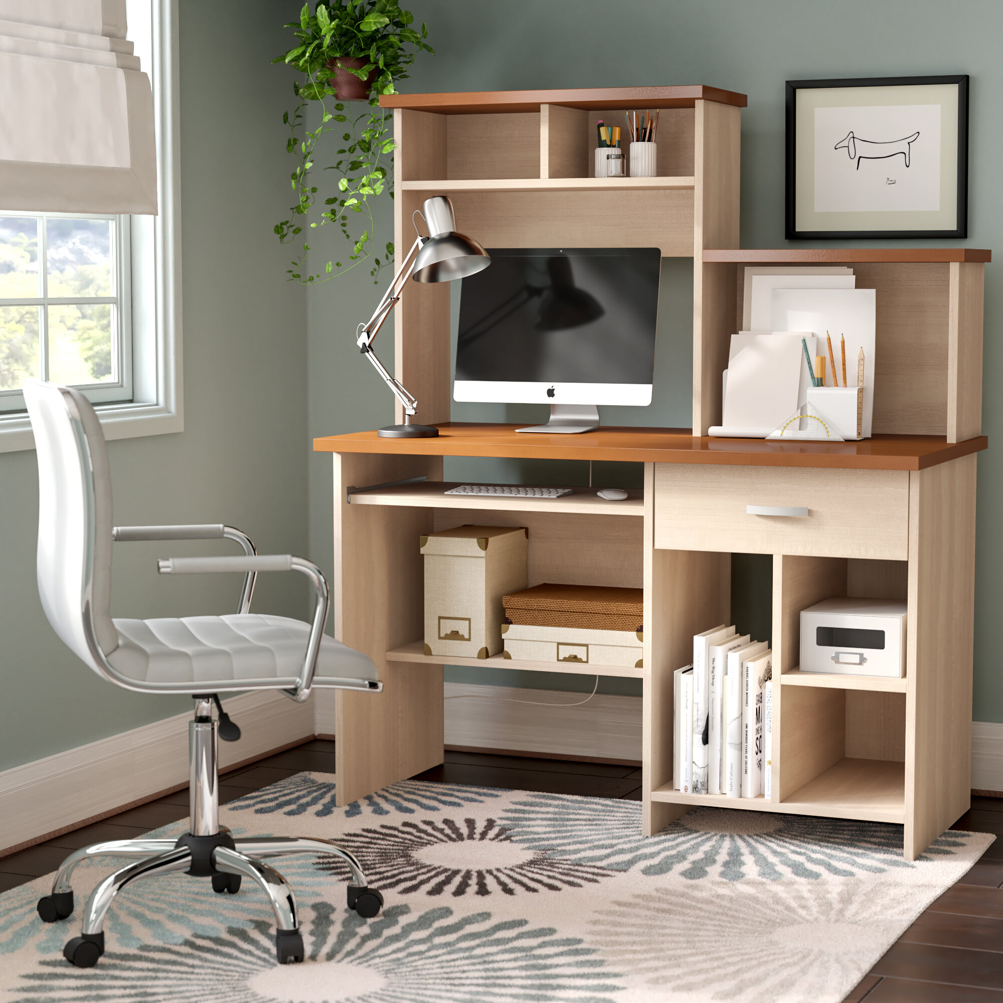 ab for study buy white storage table wh it rack office computer bookcase desk artiss now student itm shelf