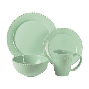 sc 1 st  Wayfair & Teal Dinnerware Sets   Wayfair