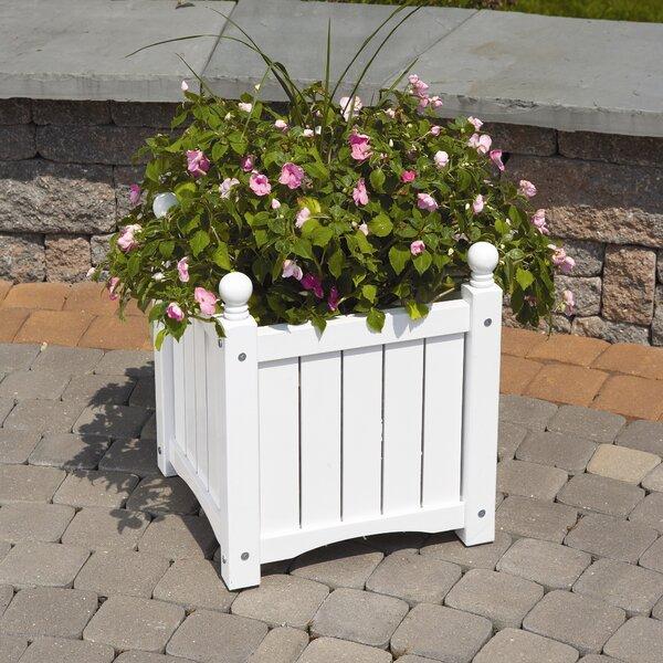 Dmc Lexington Wood Planter Box Amp Reviews Wayfair