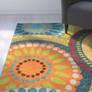 cathrine rectangle area rug - 5x7 Area Rugs