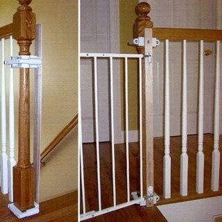 Kidco Safety Stairway Gate Installation Kit Reviews Wayfair