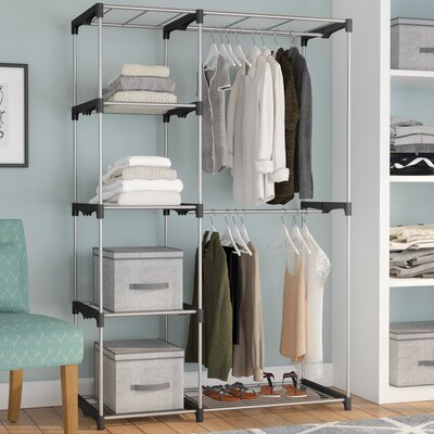 Closet Systems Amp Organizers You Ll Love Wayfair