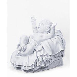 Jesus Figurine in Ivory