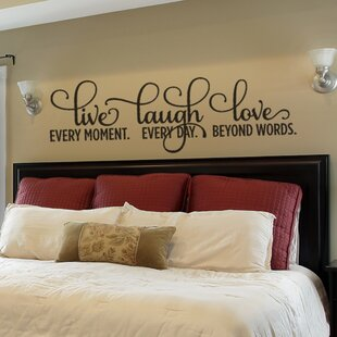 Wall Decal Quotes & Word Decals You\'ll Love | Wayfair
