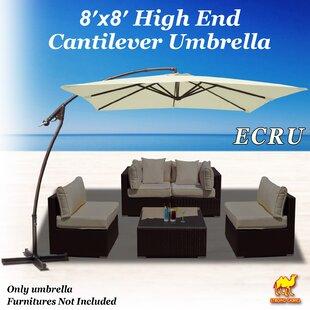 8 Ft Cantilever Umbrella | Wayfair