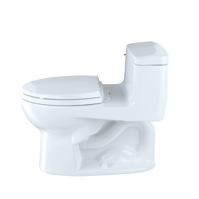 SupremeR Eco 128 GPF Round One Piece Toilet