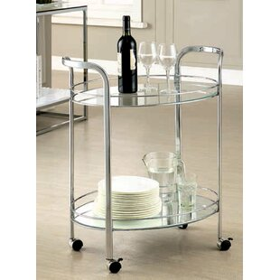 Aburizik Enstar Bar Cart