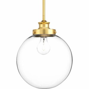 Cayden 1 Light Globe Pendant