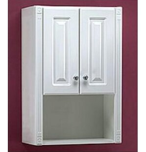 Vienna Premiere Wall Cabinet In White Gloss