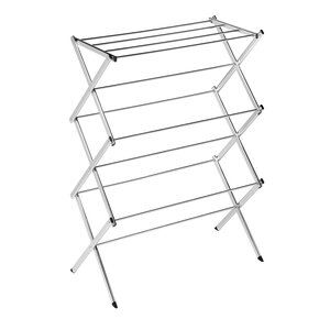 Accordion Freestanding Drying Rack