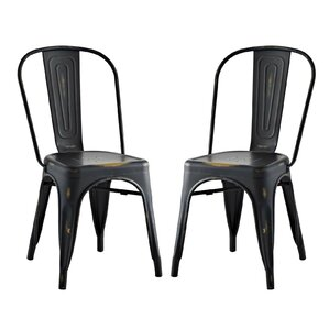 Ashlyn Dining Side Chair (Set of 2) by Williston Forge