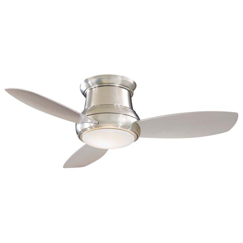 Minka aire 44 concept ii 3 blade led ceiling fan reviews wayfair 44 concept ii 3 blade led ceiling fan aloadofball Choice Image