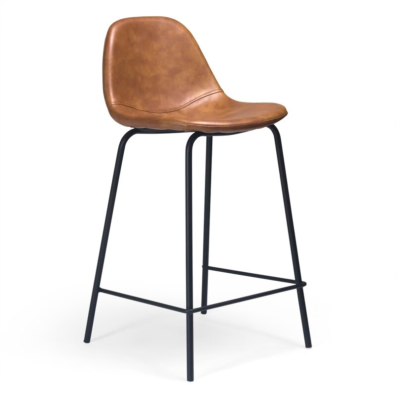 "Trent Austin Design Lafayette 23.5"" Bar Stool & Reviews"