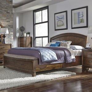 Amazing Aranson Platform Customizable 8 Piece Bedroom Set
