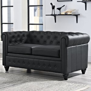 Earl Chesterfield Loveseat by Modway