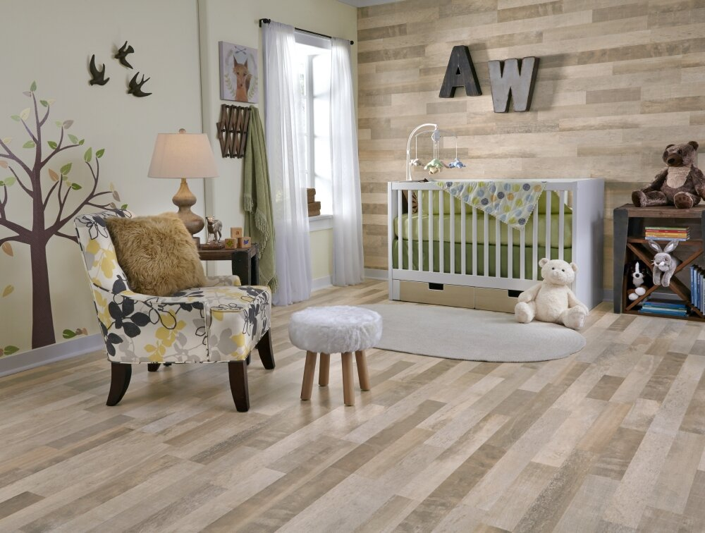 Laminate Flooring In Living Room. Restoration Wide Plank 8  x 51 12mm Laminate Mannington