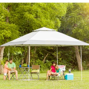 13 Ft. W x 13 Ft. D Steel Pop-Up Canopy & Outdoor Canopies Youu0027ll Love | Wayfair