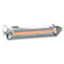 Infratech Watt Electric Patio Heater Reviews Wayfair