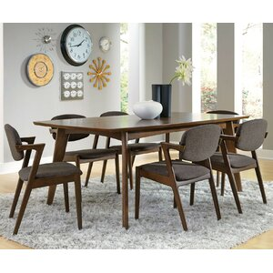 Frederik 7 Piece Dining Set