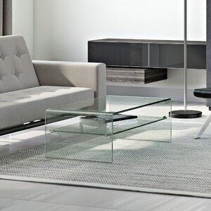 glass living room table. Glass Coffee Table Tables You ll Love  Wayfair