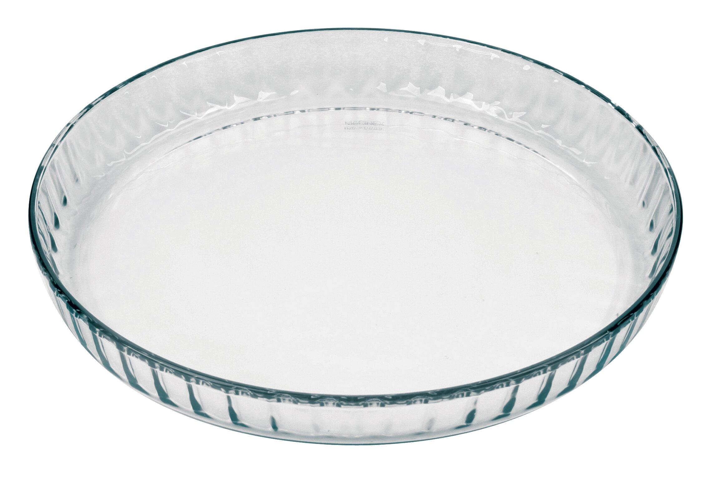 Foyer Rug Quiche : Marinex flan quiche fluted dish reviews wayfair