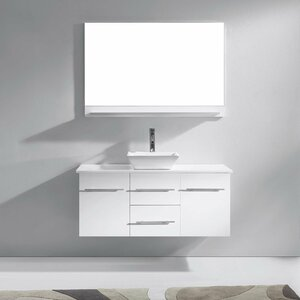 Decastro 47  Single Bathroom Vanity Set