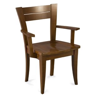 Tylor Solid Wood Arm Dining Chair