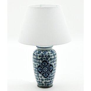 Blue And White Ceramic Lamp Wayfaircouk