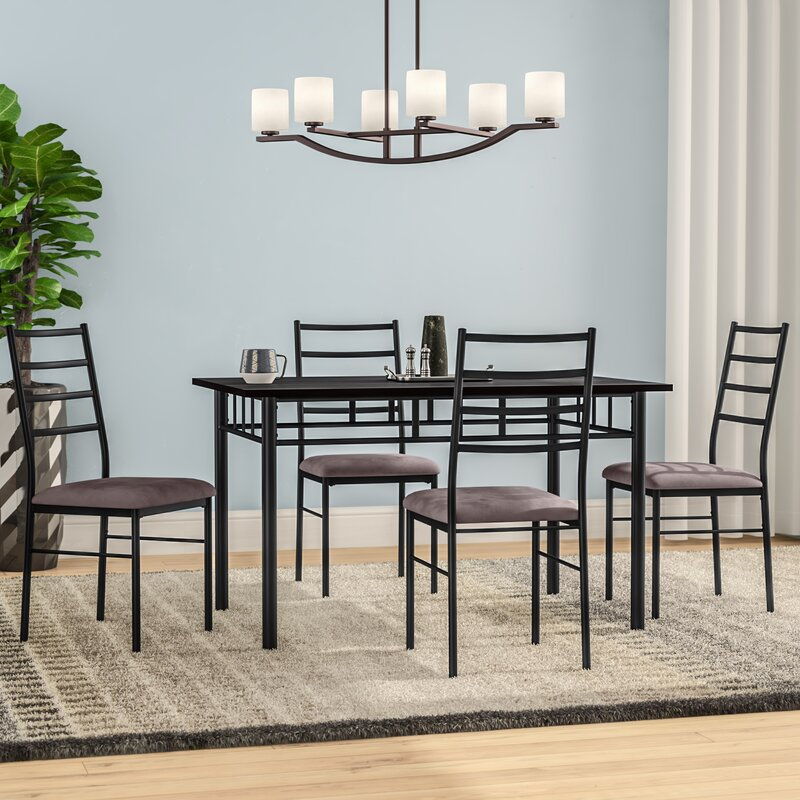 Top Rated Furniture Stores: Zipcode Design Rose 5 Piece Dining Set & Reviews