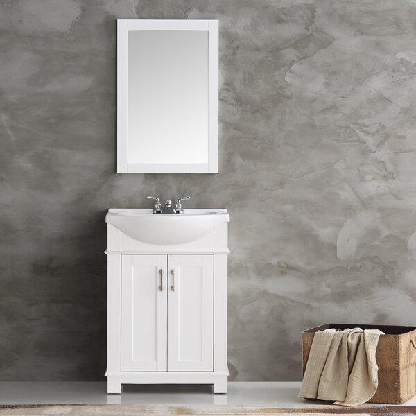 Fresca Cambria 24 Quot Single Bathroom Vanity Set Amp Reviews