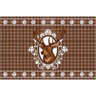 Gallery Alp Deer Doormat by Akzente