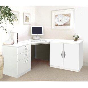 Curved Corner Desk | Wayfair.co.uk