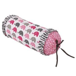 Yasmeen Neck Roll Cotton Bolster Pillow