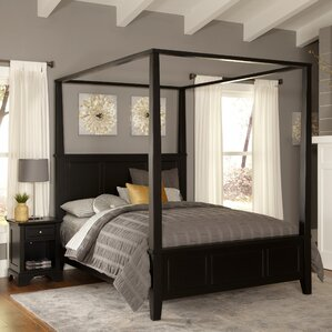Marblewood Canopy 2 Piece Bedroom Set Sets You ll Love  Wayfair